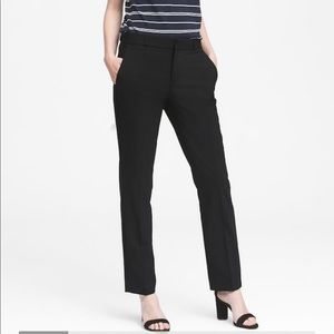 Banana Republic Lightweight Wool Pant